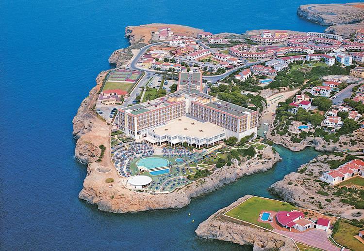 Offerte Paradise Friends Club Hotel Almirante Farragut