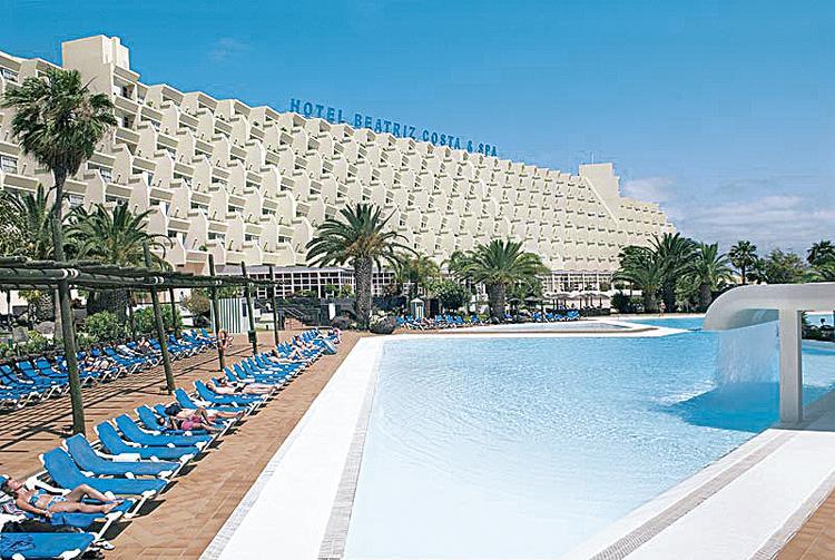 Offerte Hotel Beatriz Costa E Spa