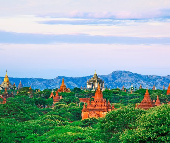 Offerte Myanmar Discover