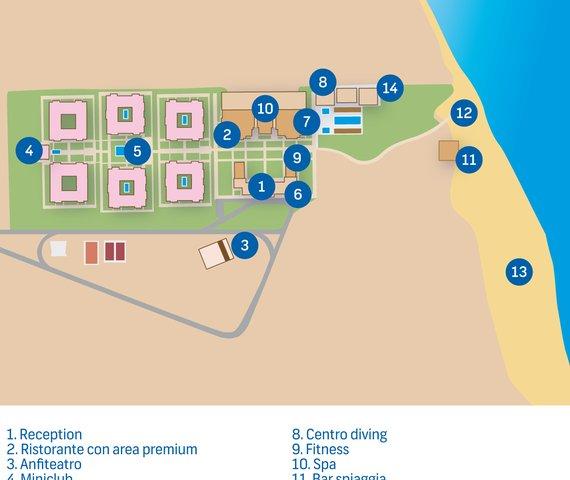 Offerte Eden Village Premium Gemma Beach Resort